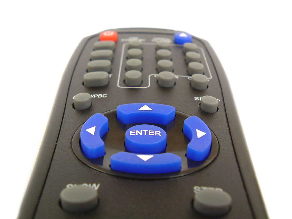 Configuring an IR remote control with OpenElec 5.0